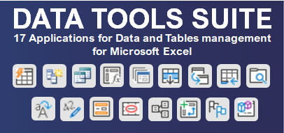 Data Tools Suite